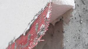 isolcoll B10 NX è un collante cementizio per l'incollaggio e la rasatura di pannelli isolanti