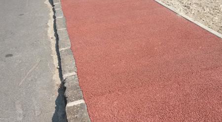 Isolplano drain pla09 di manno impresa costruzioni srl - Cemento colorato per esterno ...