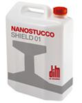 NANOSTUCCO Shield 01 premiscelati per edilizia di Manno Fondi Latina