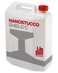 NANOSTUCCO Shield C catalizzatore premiscelati edilizia di manno fondi