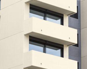 Sistemi decorativi ecocompatibili per facciate esterne di Manno Impresa Costruzioni Fondi Latina