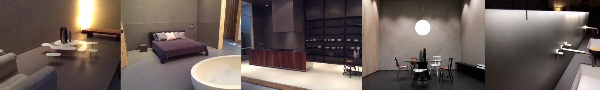 Sistemi decorativi ecocompatibili per ambienti interni di Manno Impresa Costruzioni Fondi Latina